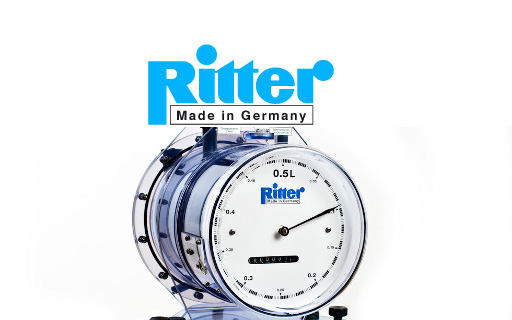 Ritter – High Precision Gas Flow Meters